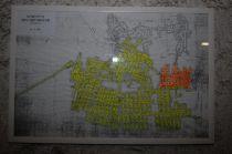 Budapešť - Molnar Janoš -zatopené chodby fabriky