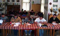 Zkoušky na profesi pracovní potápěč - duben 2010